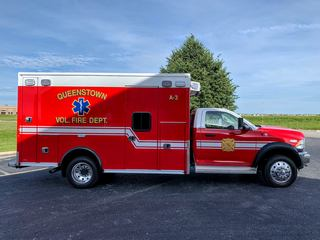 New Ambulance Deliveries | Atlantic Emergency Solutions
