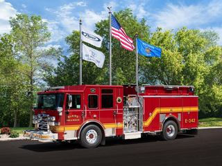 New Apparatus Deliveries | Atlantic Emergency Solutions
