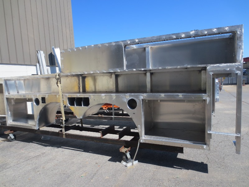 Trucks in Production | Atlantic Emergency Solutions