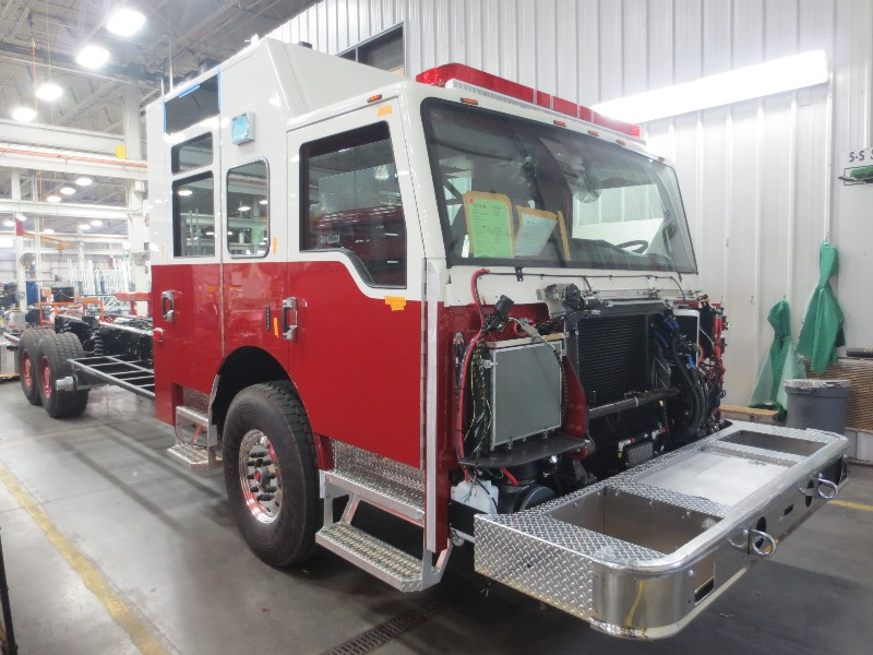 Trucks In Production Atlantic Emergency Solutions